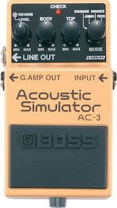 AC-3 Acoustic Simulator