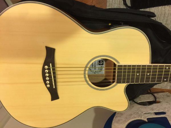 acoustic electric cutaway guitar review guitar pedals on the cheap. Black Bedroom Furniture Sets. Home Design Ideas