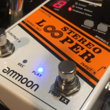 ammoon stereo looper review yt1 guitar pedals on the cheap. Black Bedroom Furniture Sets. Home Design Ideas