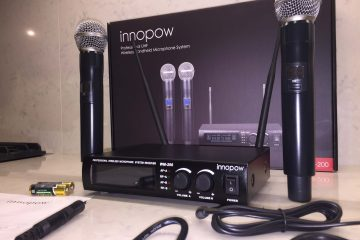 Innopow Dual Wireless Microphone System Review