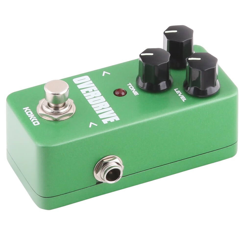 kokko guitar mini effects pedal over drive warm and natural tube overdrive effect sound. Black Bedroom Furniture Sets. Home Design Ideas