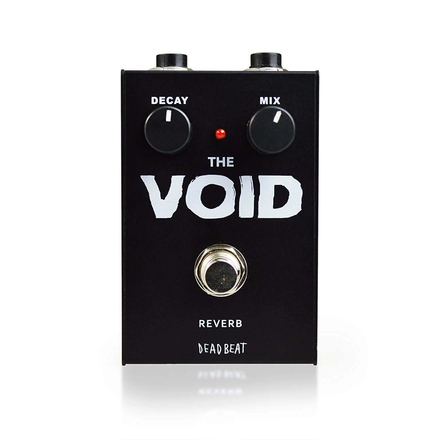 the void reverb effect pedal by deadbeat sound review guitar pedals on the cheap. Black Bedroom Furniture Sets. Home Design Ideas
